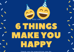 6 things you may do to make yourself happy and increase your happiness level