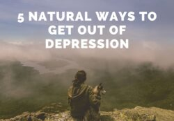 5 natural ways to get out of depression