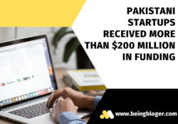 In 2021, Pakistani Startups will have received more than $200 million in funding.